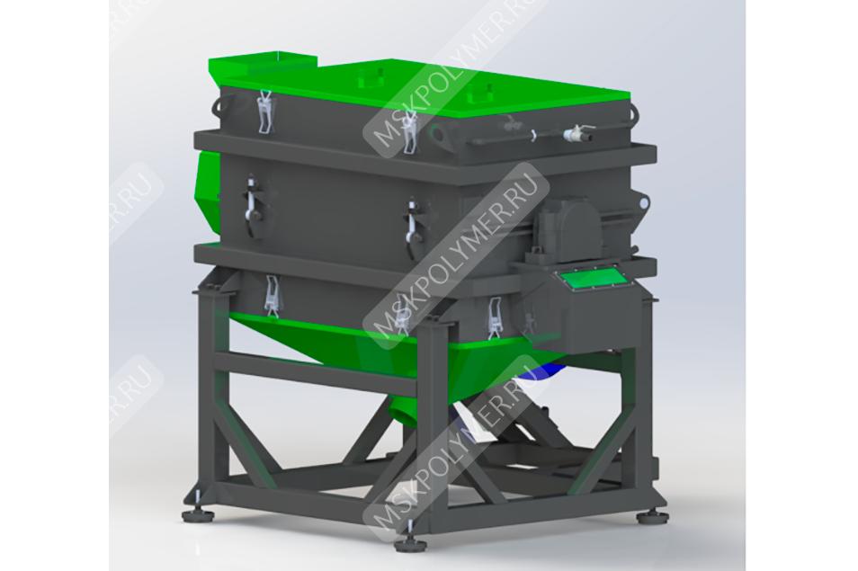 Центрифуга горизонтальная 1000 кг/ч