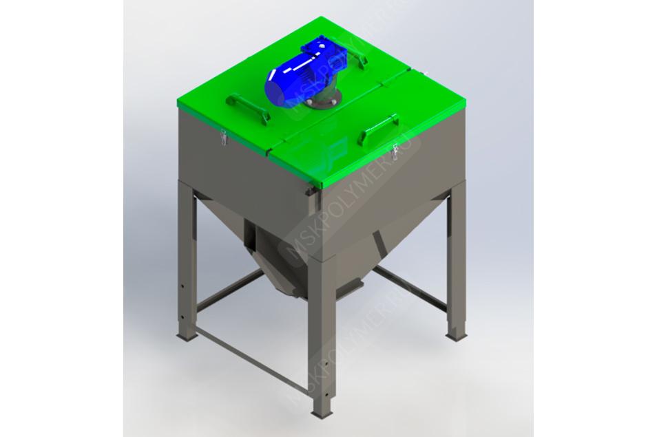 Смеситель вертикальный (200 л, 300 л)