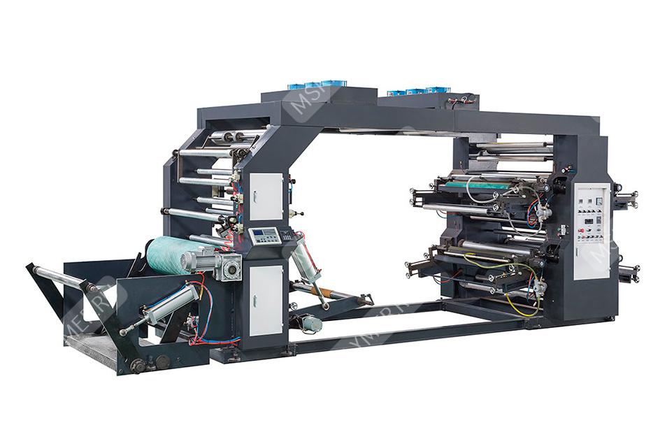 Флексопечатная машина
